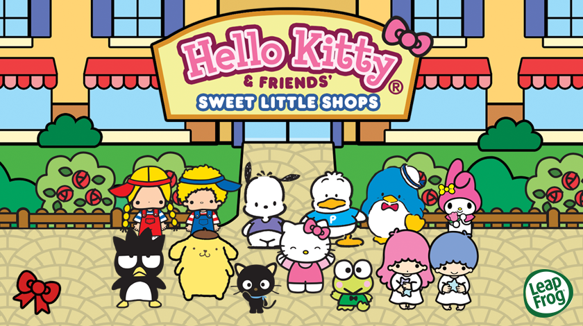 Hello Kitty Sweet Little Shops