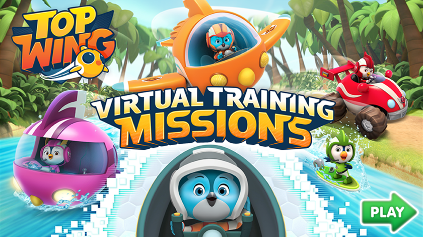 Top Wing: Virtual Training Missions
