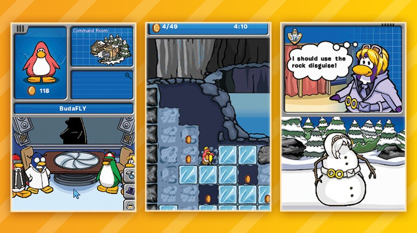 Club Penguin Herbet's Revenge Gallery