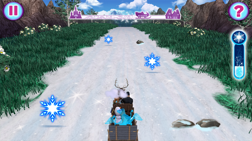 Frozen SD Screenshot 4