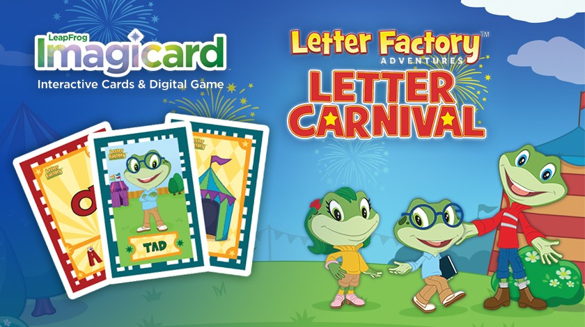 LeapFrog Imagicard™ Letter Factory Adventures