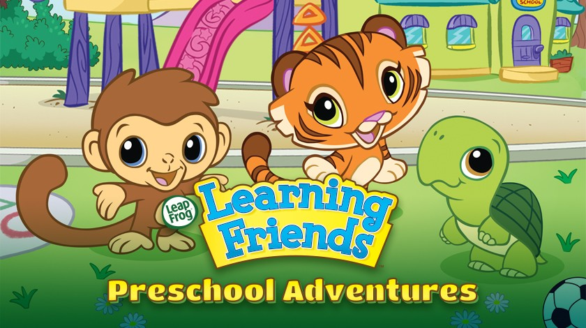 Learning Friends: Preschool Adventures