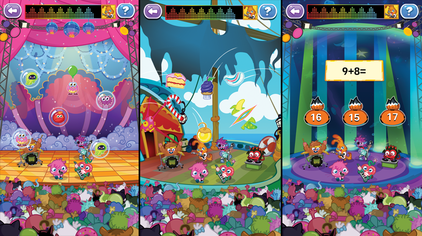 Moshi Monsters Gallery