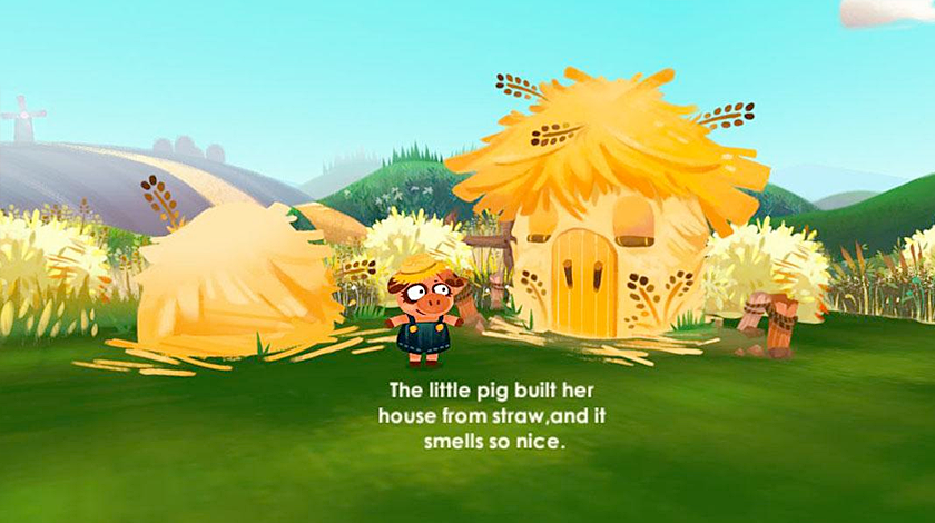 3 Little Pigs screenshot 4