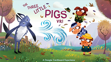 The Three Little Pigs VR