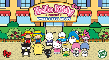 Hello Kitty: Sweet Little Shops