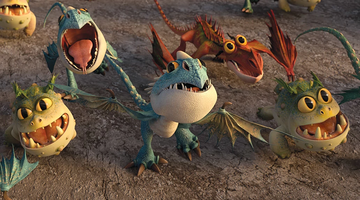 How To Train Your Dragon: Dragon Pets