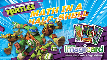 LeapFrog Imagicard™ Teenage Mutant Ninja Turtles