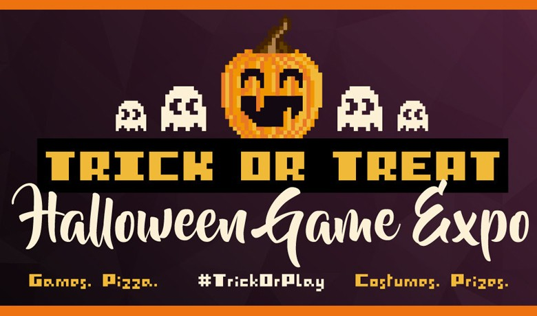 1P will showcase games at Playcrafting NYC's TRICK OR PLAY: Halloween Expo!