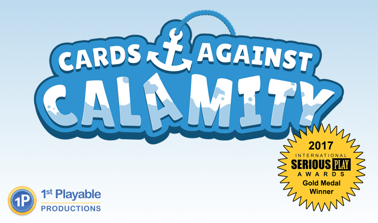 Award-winning Card Game 'Cards Against Calamity' Now Available for Purchase