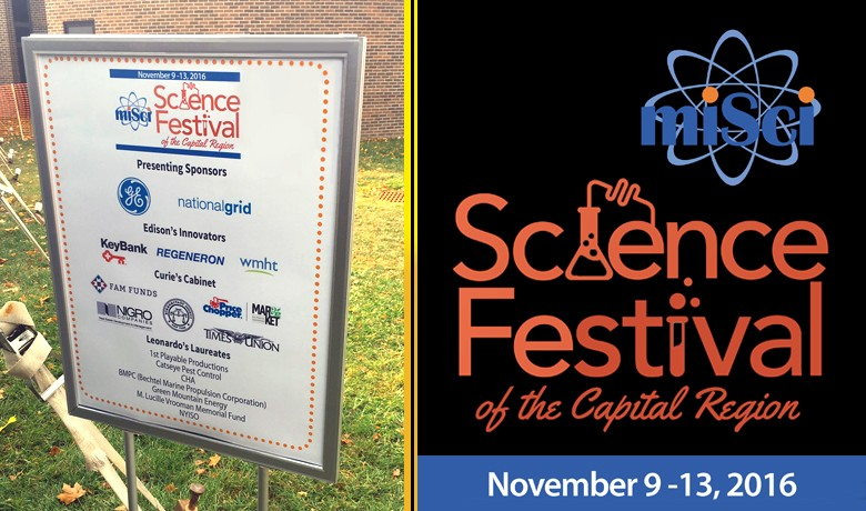 miSci's Science Festival a resounding success!